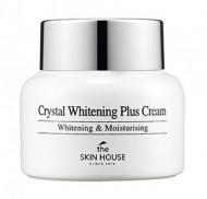Крем против пигментации THE SKIN HOUSE Crystal whitening plus cream 50г: фото