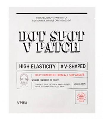 Пластырь для укрепления овала лица A'PIEU Dot Spot V Patch: фото