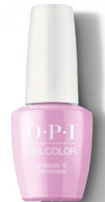 Гель для ногтей OPI GelColor Lavandare to find Courage HPK07: фото