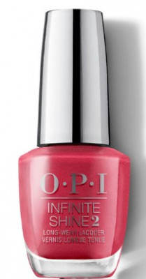 Лак для ногтей OPI Infinite Shine Long-Wear Lacquer Señorita Rosealita ISLA11: фото
