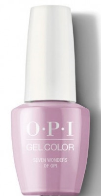 Гель для ногтей OPI GelColor Peru Seven Wonders of OPI GCP32: фото