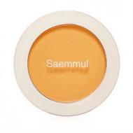 Румяна THE SAEM Saemmul Single Blusher YE01 Honey Yellow 5гр: фото