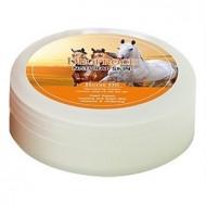 Крем для лица и тела на основе лошадиного жира DEOPROCE NATURAL SKIN HORSE OIL NOURISHING CREAM 100g 100гр: фото