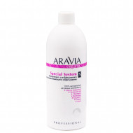 Концентрат для бандажного восстанавливающего обертывания Aravia Professional Organic Special System 500 мл: фото