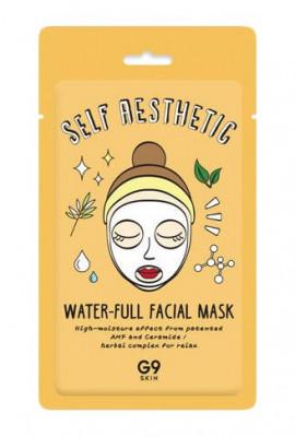 Маска для лица тканевая увлажняющая Berrisom G9 Self Aesthetic Waterful Facial Mask 23мл: фото