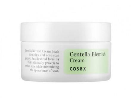 Крем для лица с экстрактом центеллы CosRX Centella Blemish Cream 30г: фото