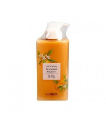 Лосьон для тела грейпфрутовый TOUCH ON BODY Grapefruit Body Lotion 300мл: фото