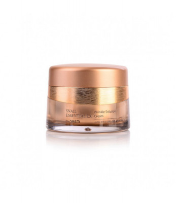 Крем антивозрастной THE SAEM Snail Essential EX Wrinkle Solution Cream 60мл: фото
