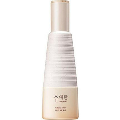 Тонер для лица THE SAEM Sooyeran Radiance Toner 150мл: фото