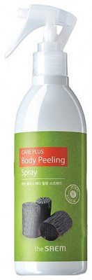 Спрей для тела отшелушивающий THE SAEM Care Plus Body Peeling Spray 300мл: фото
