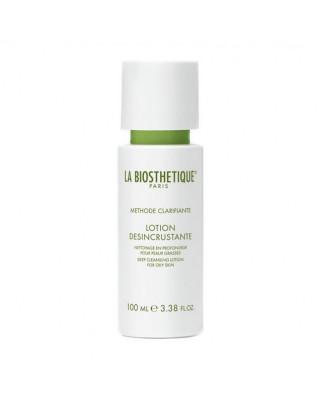 Лосьон-дезинкрустант глубоко очищающий для жирной кожи La Biosthetique Lotion Desincrustante 100мл: фото