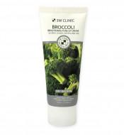 Крем осветляющий с экстрактом брокколи 3W CLINIC Broccoli Brightening Tone Up Cream 100мл: фото