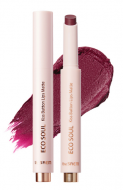 Помада для губ матовая THE SAEM Eco Soul Kiss Button Lips Matte 18 Red Mania 2гр: фото