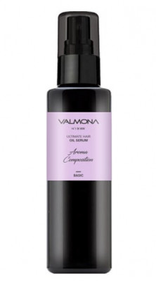 Сыворотка для волос АРОМА EVAS VALMONA ULTIMATE HAIR OIL SERUM AROMA COMPOSITION 100мл: фото