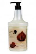 Маска для волос с экстрактом черного чеснока 3W CLINIC More Moisture Black Garlic Hair Pack 1000 мл: фото
