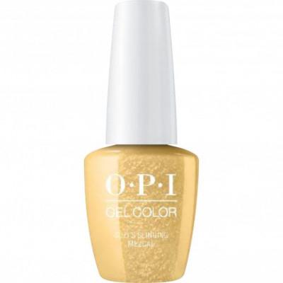 Гель для ногтей OPI GelColor Suzi's Slinging Mezcal GCM86 15 мл: фото