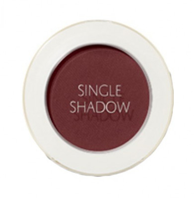 Тени для век матовые THE SAEM Saemmul Single Shadow Matte RD09 Sensitive Maple: фото
