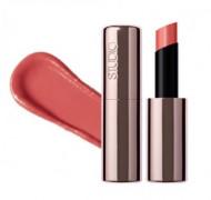 Помада для губ с эффектом влажного блеска THE SAEM Studio Pro Shine Lipstick OR01 Orange Ale: фото
