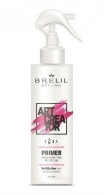 Спрей для волос защитный ультралегкий BRELIL ART CREATOR PRIMER 150 мл: фото