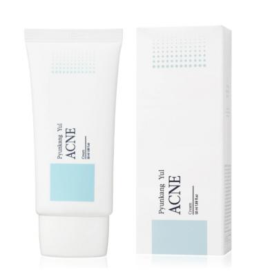 Крем для проблемной кожи Pyunkang Yul ACNE Cream 50мл: фото