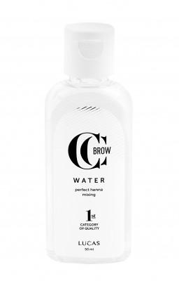 Вода для разведения хны CC Brow Water 50 мл: фото