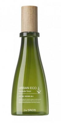 Тонер питательный с экстрактом новозеландского льна The Saem Urban Eco Harakeke Toner 150мл: фото