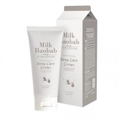 Крем для лица и тела Milk Baobab Baby Deep Care Cream 160г: фото