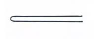 Шпильки прямые Sibel 45мм черные 50шт: фото