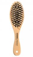 Щетка массажная деревянная Titania большая, овальная: фото