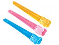 Зажим алюминиевый, цветной Hairway 50 мм,100шт: фото