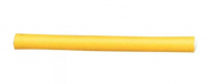 Бигуди-бумеранги Sibel 18смх12мм желтые 12шт: фото