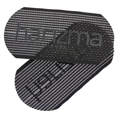 Фиксатор-липучка для волос черный Harizma Professional 2шт: фото