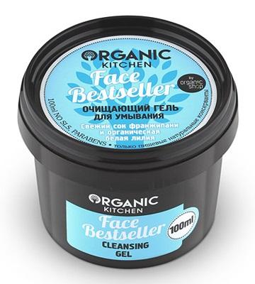 Очищающий гель для умывания Organic Kitchen