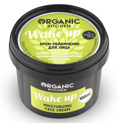 Крем-увлажнение для лица Organic Kitchen