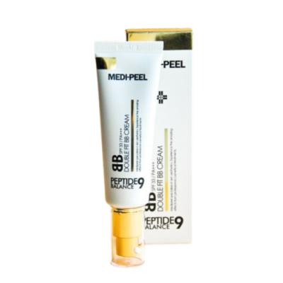 BB-крем омолаживающий с пептидами Medi-Peel Peptide balance9 double fit bb cream SPF33/PA+++ 50мл: фото