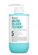 Бальзам для волос с коллагеном Spaklean Amazing collagen treatment 500мл: фото