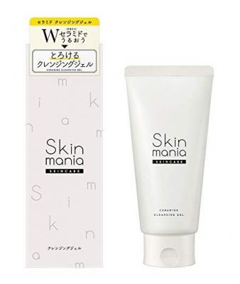 Гель для умывания и снятия макияжа Rosette Skin mania 120г: фото