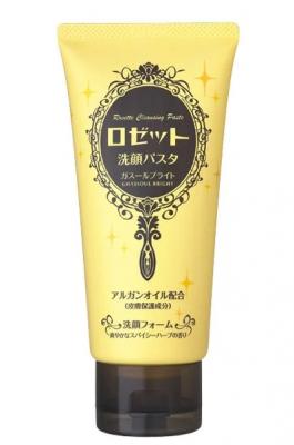 Пенка для умывания с аргановым маслом и марокканской глиной Rosette Face wash with argan oil 120г: фото