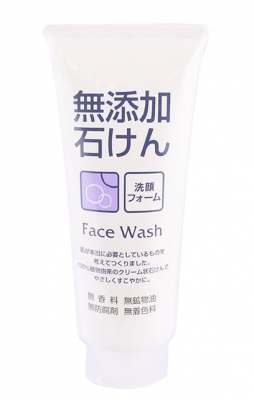 Пенка для умывания без искусственных добавок Rosette Face wash foam 140г: фото