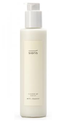 Молочко очищающее для лица Sioris Cleanse me softly 200мл: фото