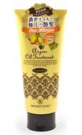 Бальзам для волос с маслом арганы без силикона Momotani Organic argan treatment 200г: фото