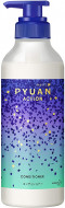 Кондиционер для волос с ароматом цитрусовых и подсолнечника KAO Merit pyuan action 425мл: фото